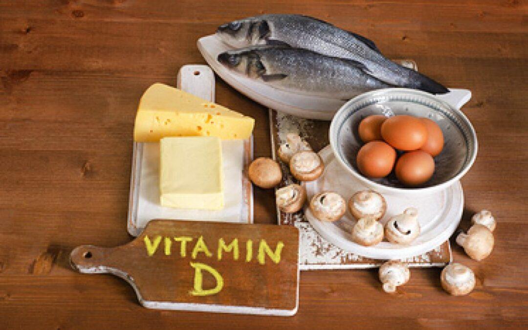 Vitamin D for D-fense!